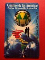 BOLIVIA COTAS 12u Chamber Of The Americas Less Than 200 Ex 11-1996 RRR DARUMA URMET TRIAL TEST BOLIVIE (BA1019 - Bolivië