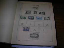 Francia PA 1936 Plan Over Scott. C 12,See Scan On Album Schaubek; - Posta Aerea