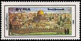 Syria 1998 Jerusalem Unmounted Mint. - Syria