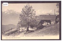 DISTRICT D'AIGLE - A LEYSIN - TB - VD Vaud