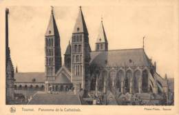TOURNAI - Panorama De La Cathédrale - Doornik