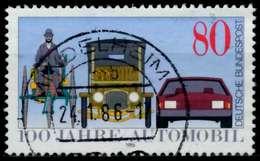 BRD 1986 Nr 1268 Zentrisch Gestempelt X894A9E - [7] República Federal