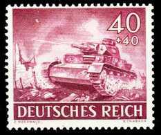 3. REICH 1943 Nr 841 Postfrisch S1D5D1E - Ungebraucht