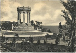 W5324 Ancona - Monumento Ai Caduti / Viaggiata 1957 - Ancona