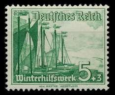 3. REICH 1937 Nr 653 Postfrisch X7A3ED2 - Ungebraucht