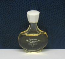 """Miniature De Parfum - Nina RICCI """"Mademoiselle Ricci"""" Eau De Toilette 6ml - Miniatures (sans Boite)"""