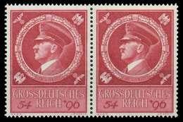 DEUTSCHES REICH 1944 Nr 887 Postfrisch WAAGR PAAR S73D4AA - Ungebraucht