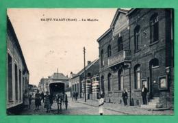 59 Nord Saint Vaast En Cambraisis La Mairie - France