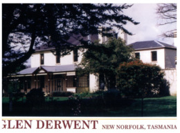 (ED 29) Australia - TAS - Glen Derwent - New Norfolk - Unclassified