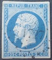R1571/35 - LOUIS NAPOLEON N°10 - LUXE - PC 1727 : LILLE (Nord) - 1852 Louis-Napoléon