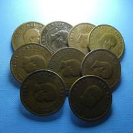 Portugal 9 Coins 20 Reis 1891 - Münzen & Banknoten