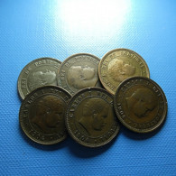 Portugal 6 Coins 5 Reis 1904 - Münzen & Banknoten