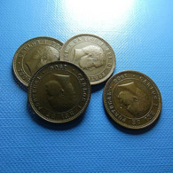 Portugal 4 Coins 5 Reis 1906 - Kilowaar - Munten