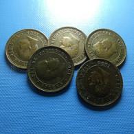 Portugal 5 Coins 5 Reis 1905 - Kilowaar - Munten