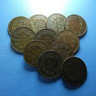 Portugal 11 Coins V Reis 1882 - Münzen & Banknoten