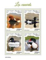 Djibouti 2019  Fauna Ducks  S201909 - Djibouti (1977-...)