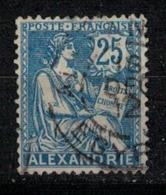 ALEXANDRIE           N°     YVERT    27   OBLITERE       ( Ob  5/45 ) - Gebraucht