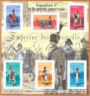 "2004  Bloc Neuf "" Napoléon  & La Garde Impériale - Ohne Zuordnung"