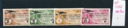 Italien- Cirenaica Nr. 198-201 **....(ed7788   ) Siehe Scan - Cirenaica