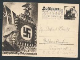 D.-Reich  Ganzsache- Stempel Beleg ....( Op1673   ) Siehe Scan - Deutschland