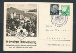 D.-Reich  Ganzsache- Stempel Beleg ....( Op1667   ) Siehe Scan - Briefe U. Dokumente