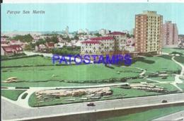 122376 ARGENTINA MAR DEL PLATA PARQUE SAN MARTIN ED CASA MORONI POSTAL POSTCARD - Argentine