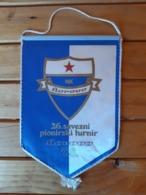 Vintage Pennant/Flagg- NK BOROVO - Abbigliamento, Souvenirs & Varie
