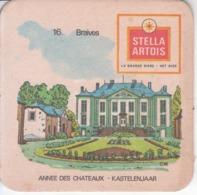Stella Artois - Beer Mats