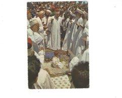SAMARITAN S PRAYING ONT THE MT OG GERAZIM  NABLUS  TAMPONNEE JERUSALEM  ****     A SAISIR ***** - Postcards