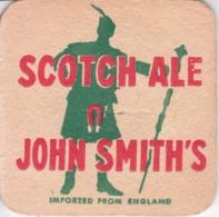 Scotch Ale John Smith's - Beer Mats