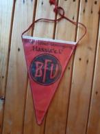 Vintage Pennant/Flagg- Bayerischer Fussball-Verband - Uniformes Recordatorios & Misc