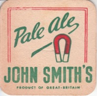 Pale Ale John Smith's - Beer Mats