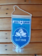 Vintage Pennant/Flagg- FK DINAMO BATUMI - Uniformes Recordatorios & Misc