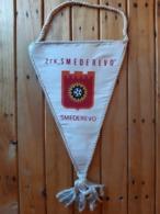 Vintage Pennant/Flagg- ZFK SMEDEREVO - Abbigliamento, Souvenirs & Varie
