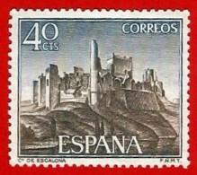 España. Spain. 1968. Castillos. Castles. Escalona. Toledo - 1931-Hoy: 2ª República - ... Juan Carlos I