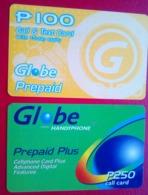 Globe Telecom  2 Different - Filippine