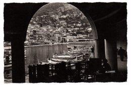 06 - VILLEFRANCHE Sur MER - Un Coin Pittoresque Du Port - 1965 (Z143) - Villefranche-sur-Mer