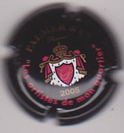 Capsule Champagne DAUVERGNE ( 4 ; Cuvée Fine Fleur , Vert Foncé Sans Numéro De Téléphone ) 8€ {S43-19} - Unclassified