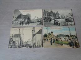 Beau Lot De 60 Cartes Postales De Belgique  Bruxelles Exposition 1910    Mooi Lot Van 60 Postkaarten Van België  Brussel - Cartes Postales