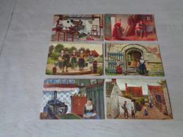Beau Lot De 10 Cartes Postales De Fantaisie Illustrateur  Gerstenhauer    Mooi Lot Van 10 Postkaarten Van Fantasie - Cartes Postales