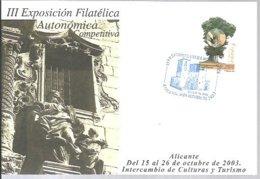 MATASELLOS  2003 ALICANTE - 1931-Hoy: 2ª República - ... Juan Carlos I
