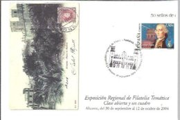 MATASELLOS  2004 ALICANTE - 1931-Hoy: 2ª República - ... Juan Carlos I