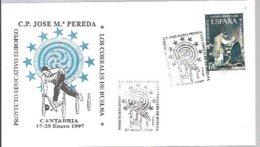 MATASELLOS  1997 LOS CORRALES DE BUELNA  CANTABRIA - 1931-Hoy: 2ª República - ... Juan Carlos I