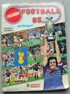 Album Panini Football France 85  Complet   PSG OM - Panini