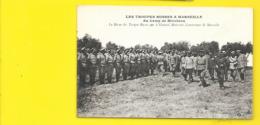 MARSEILLE Militaria Troupes Russes Au Camp De Mirebeau Menissier (Llorca) Bouches Du Rhône (13) - Non Classés