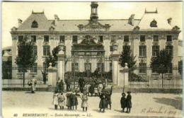 31sf 78 REMIREMONT - ECOLE MAXONRUPT (repro) - Remiremont