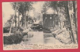 Tienen / Tirlemont - Le Moutmolen - 1904 ( Verso Zien ) - Tienen