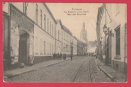 Tienen / Tirlemont - La Caserne D'Artillerie, Rue Des Récollets - 1922 ( Verso Zien ) - Tienen