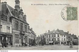 28 . Eure Et Loir :  La Loupe : Hotel De Ville . - La Loupe