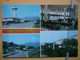 KOV 72-3 - TIVAT, MONTENEGRO AIRPORT - Montenegro